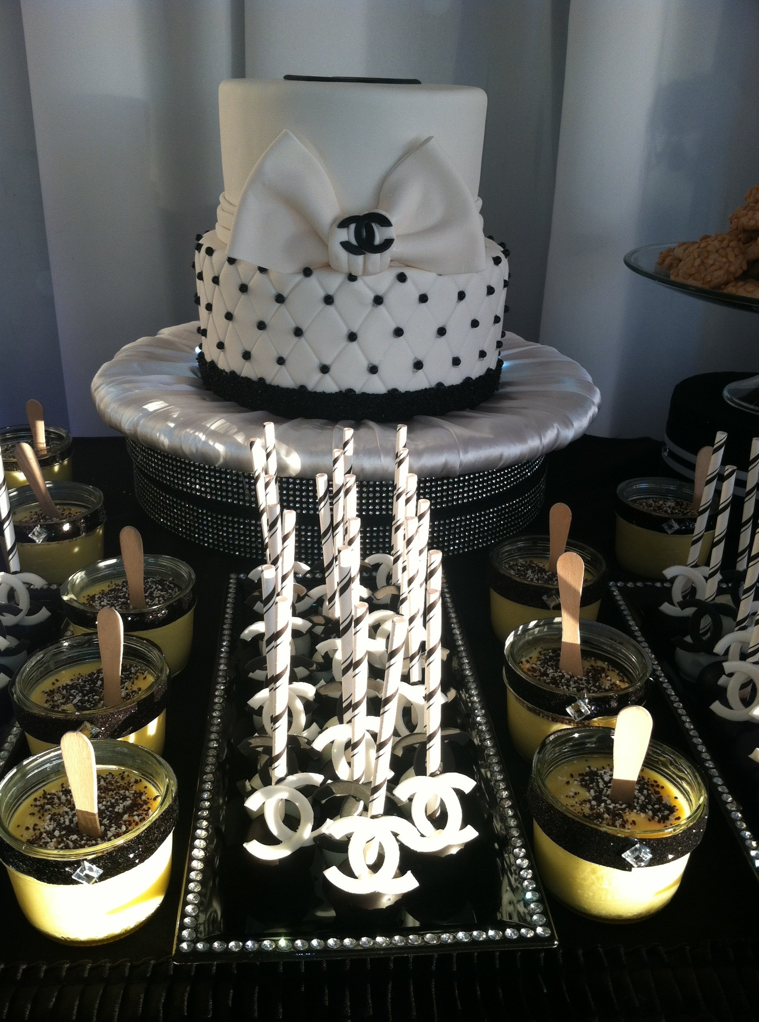 Chanel Bridal Shower At Angelina S In Tottenville